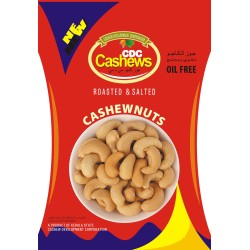 ROASTED CASHEW KERNELS W320 (500GM)